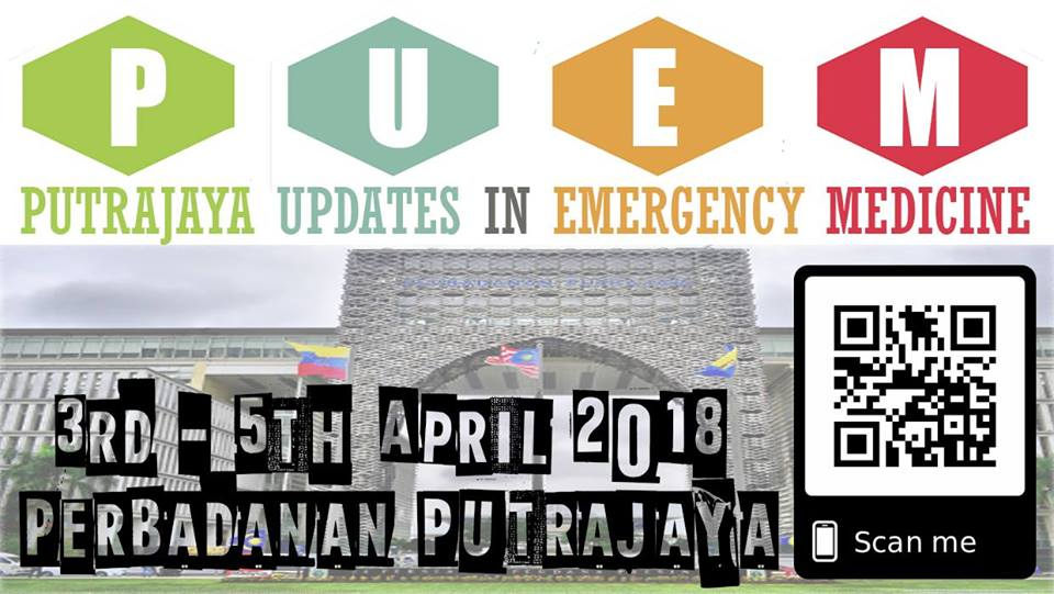 Seminar Putrajaya 4th Update In Emergency Medicine | Insan Bakti
